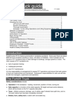 Forklift Truck Guide