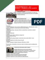 BOLETIN INFORMATIVO Nº 1 - CRUZ ROJA CAUDETE