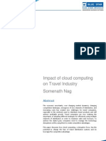 BSI-Impact of Cloud Computing on Travel Industry