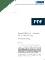 BSI-Impact of Cloud Computing on Travel Industry