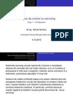 Sisteme Visual Servoing