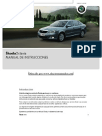 A5FL Octavia Owners Manual Es