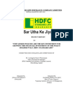 Hdfc Standard Life Insurance Corporation Limitted