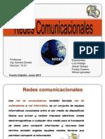 redes comunicacionales