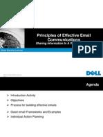 Effective Email Communication Skills