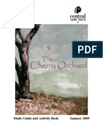 Cherry Orchard Study Guide Nor a Theatre
