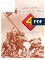 History of the 4th Marine Division