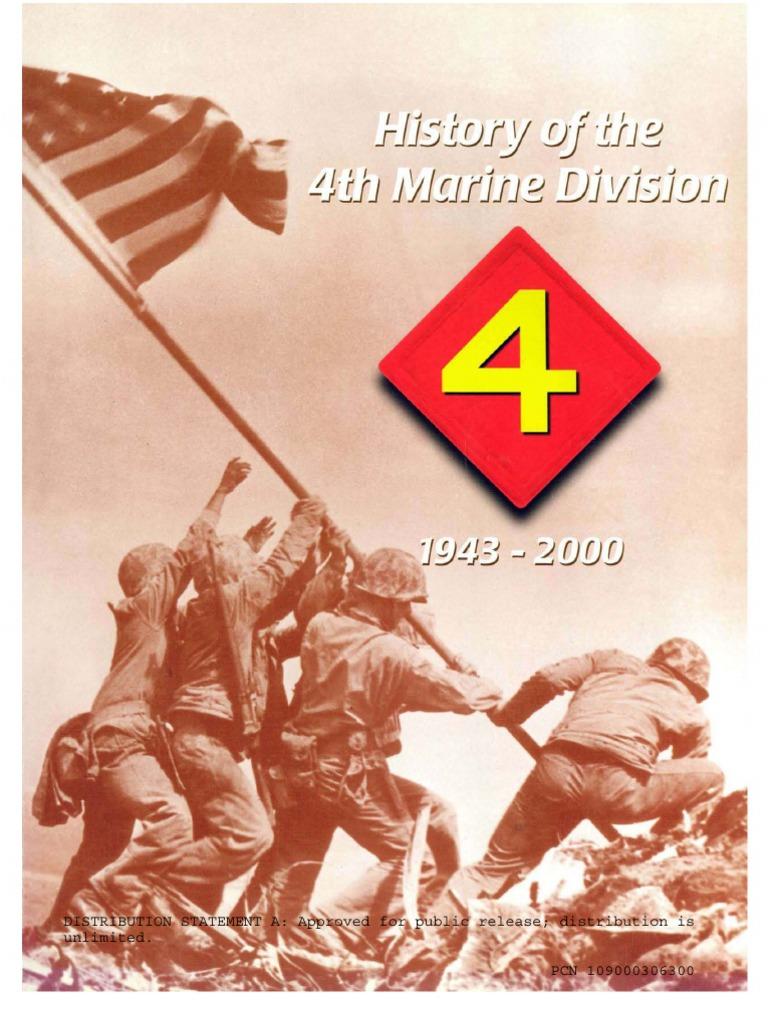 a39c9b7c210 History of the 4th Marine Division