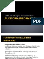 Auditoria a