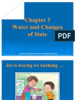Water and Its States (Revision Slides)