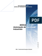 Módulo 3 - Automação de Processos Industriais - WEG