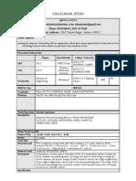Aditya Resume