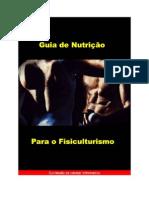 Guia de Nutricao para o Fisiculturismo