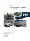 Term Paper Analyses and Strategy Automotiv Industrie 17 Nov
