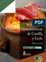 Recetario Castilla y Leon