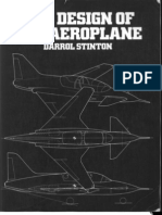 The Design of the Airplane -Darrol Stinton