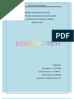 Trabajo de Economia de Empresas