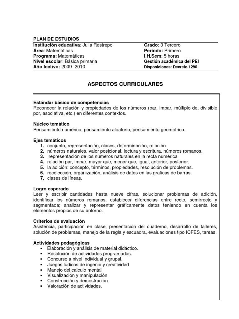 Dorable Hojas De Trabajo Del Plan De Estudios De Grado 3 Ornamento ...