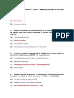 Administração Financeira - Questões respondidas