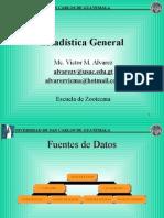 Introduccion métodos estadisticos 2004