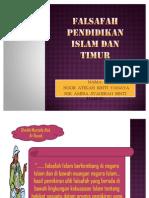 Falsafah Pendidikan Islam Dan Timur