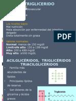 7. TRIGLICERIDOS, FOSFOLIPIDOS Y LìPIDOS SIMPLES