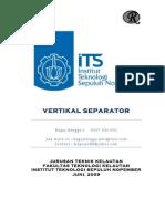 Vertical Separator
