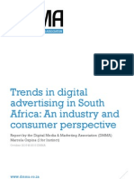 DMMA Trends in Digital Advertising in SA