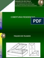 Coberturas residenciais