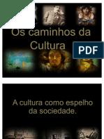 Os Caminhos Da Cultura