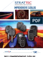 2011 Comprehensive Catalog Key