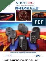 2011 Comprehensive Catalog Key