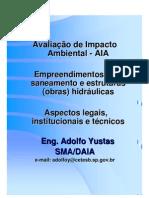 AIA_Saneamento