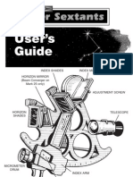 Sextant User Guide