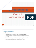 C Programming Ch1