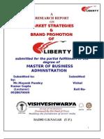 Liberty Market Str. & Brand Promotion VISHAL