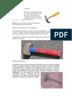 HERRAMIENTAS DE GOLPE (2)