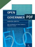 39496858 Open Government Gobierno Abierto