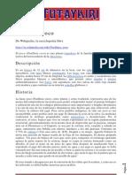 Paullinia Yoco, Wikipedia