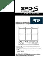 manual en español spd s