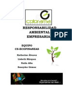 Responsabilidad Ambiental / Colorama Comunicaciones