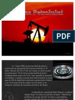 criza petrolului