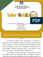 Taller WebQuest
