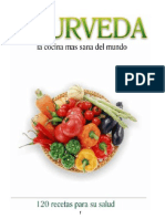 ayurveda - Cocina