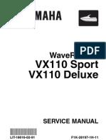 1321012623?v=1 yamaha wave runner xl700 repair manual carburetor ignition 2001 Yamaha XL800 Waverunner at gsmx.co