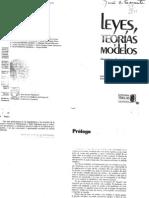 Leyes Teoria y Modelos. Maria T Yuren C