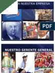 Perfil Del Gerente de Operaciones Colombina