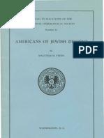 Malcom H. Stern - Americans of Jewish Descent