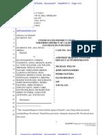 10-Cv-04378-EDL Docket 37 Amended Request to Enter Default