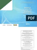 balança comercial brasileira 2010